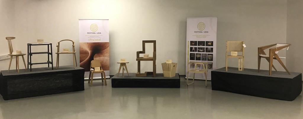 razstava stolov Podjetniški center Podbreznik 4.2.2020